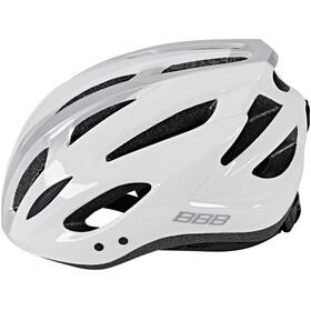 BBB Condor BHE-35 Helmet weiss/silber